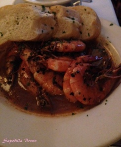 Mr. B's Bistro Barbeque Shrimp